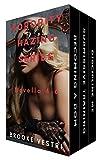 Sorority Hazing Novella Bundle 4-6: 3 Story BDSM Anthology, Lesbian and Bisexual games, Bare Bottom Spanking, Submissive Training, Domination, Discipline, Menage