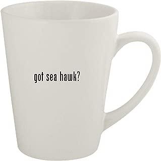 got sea hawk? - Ceramic 12oz Latte Coffee Mug