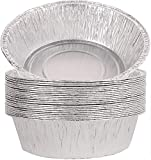 Stock Your Home Disposable Aluminum Foil Liners for Camping Dutch Ovens, 10
