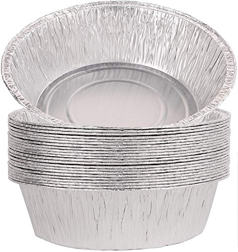Stock Your Home - Dutch Oven in Silber, Größe 10 Inch