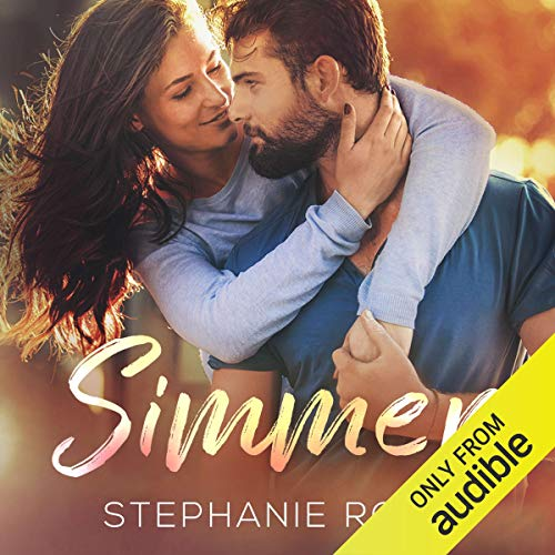 Simmer audiobook cover art