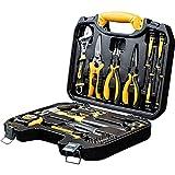 WMC Tools Werkzeugset 54-teilig basic Bitset Zangen Schraubendreher Werkzeugkoffer Werkzeug Set