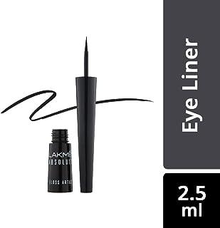 Lakme Absolute Gloss Artist Eye Liner, Black, 2.5ml