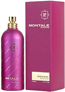 Roses Musk by Montale - perfumes for women - Eau de Parfum, 100ml