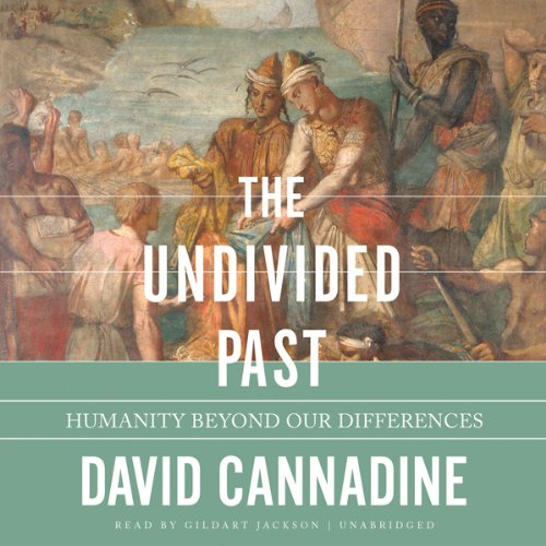 The Undivided Past audiobook cover art