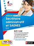 Concours Secrétaire administratif et SAENES 2021-2022 - CAT B N° 1 (IFP) 2021 (01)