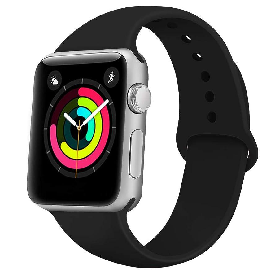 電球仮装居心地の良いApple Watch バンド 全機種対応 コンパチブル おしゃれ アップルウォッチバンド ソフトシリコン 交換ベルド