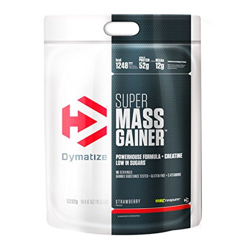Dymatize Super Mass Gainer - 5,23 kg Banana