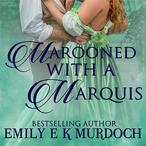 Marooned with a Marquis audiobook cover art
