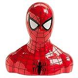 Dekora Hucha Spiderman con Billetes de Oblea Color rojo 204011