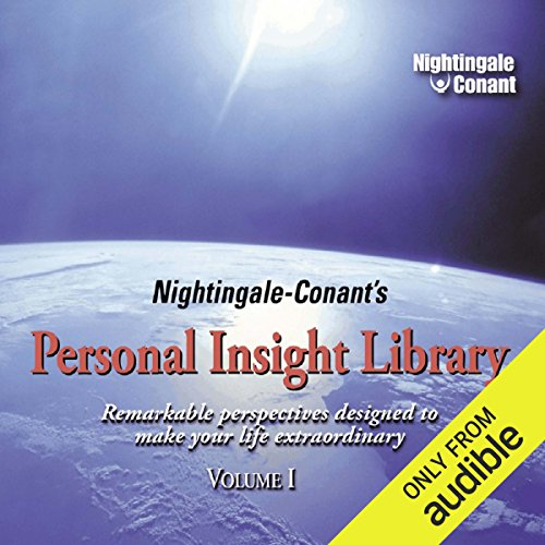 Page de couverture de Nightingale-Conant's Personal Insight Library, Volume I