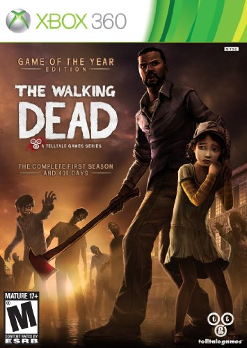 The Walking Dead - Game of The Year - Xbox 360