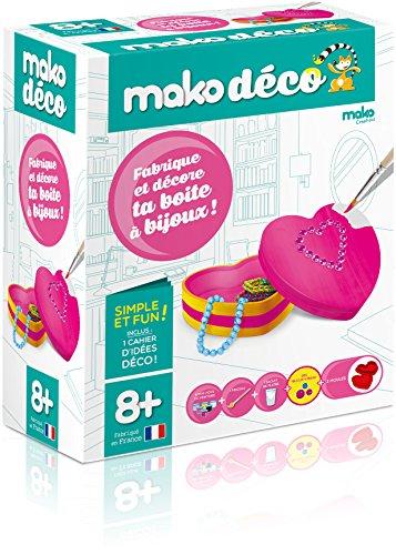 Mako Moulages -  Mako Déco Boîte A Bijoux