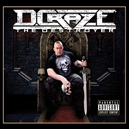 D.Craze the Destroyer feat. Insane Loc, DeKay, Trouble, Jungle Leez, Merkules, Cyam & G Capo