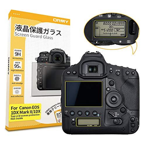 ORMY 0.3mm Protector de Pantalla para cámara para Canon EOS 1DX Mark II / 1DX