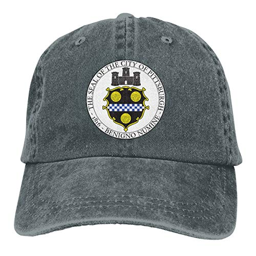 You Know And Good Pittsburgh City Council Logo Clipart Unisex Baseball-Cap Twill Adjustable Cowboy Hat Deep Heather