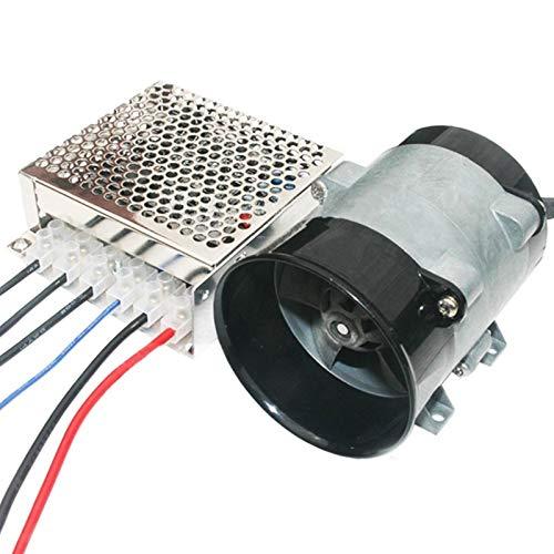 LnNcWcD Turbina Coche eléctrico Ingesta de energía del Cargador de Turbo de...