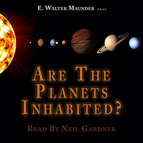 Are the Planets Inhabited? audiobook cover art