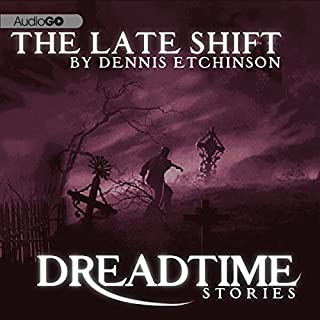 The Late Shift audiobook cover art