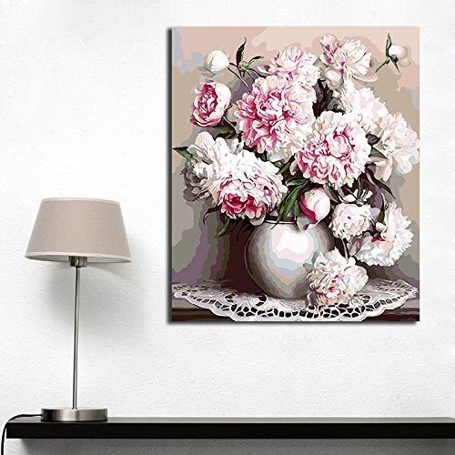 GJQFJBS Mädchen Gesicht Poster In Retro Brille Druck Leinwand Malerei Bild Wandkunst Wohnzimmer Home Decor A4 40x50cm