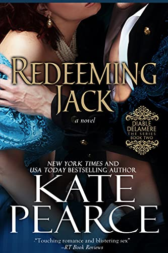 Redeeming Jack (Diable Delamere Book 2) (English Edition)