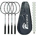 Falconz Badminton Set