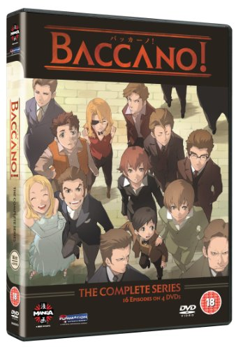 Baccano The Complete Collecti [Import]
