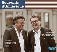 Souvenir d'Amerique by Andreas Frolich (2013-08-05)