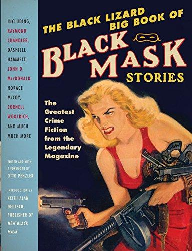 Image of The Black Lizard Big Book of Black Mask Stories (Vintage Crime/Black Lizard)