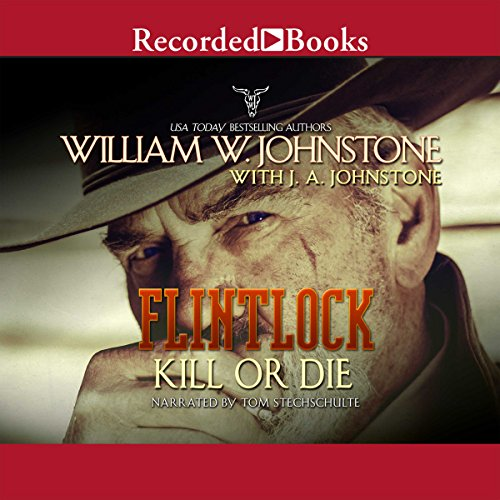 Flintlock audiobook cover art