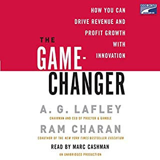 The Game-Changer cover art