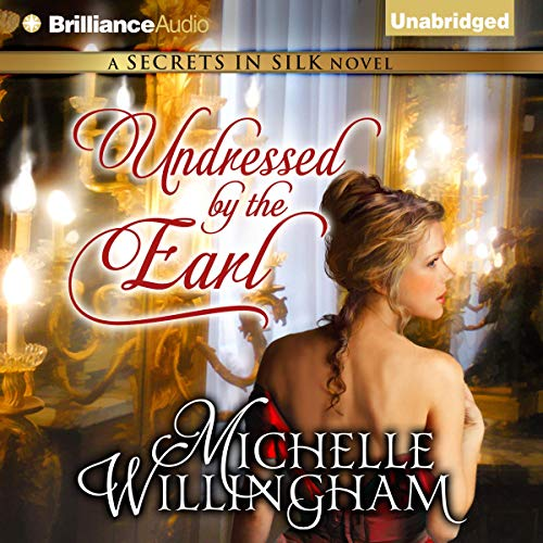 Undressed by the Earl audiobook cover art