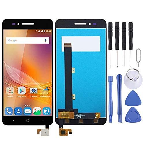 CellphoneParts BZN Pantalla LCD y digitalizador Asamblea Completa for ZTE Blade A610 A610C (Negro) (Blanco) (Color : Blanco)