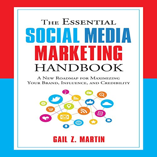 The Essential Social Media Marketing Handbook audiobook cover art