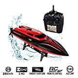 MOGOI Remote Control Boat for Pools & Lakes, RC Boats for Kids