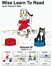 Wise Learn to Read (Volume 4): Books 13-16