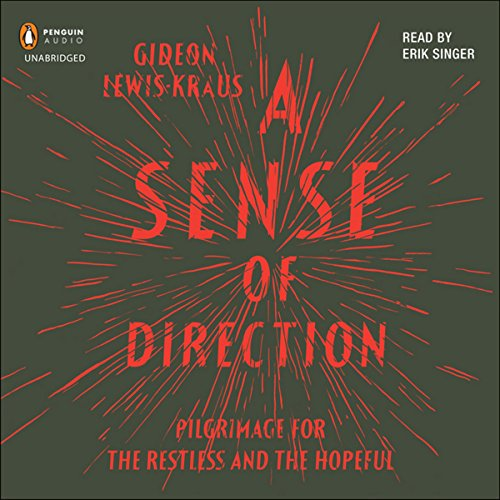 A Sense of Direction audiobook cover art