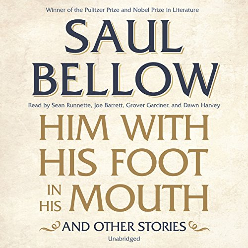 Him with His Foot in His Mouth and Other Stories  Audiolibri