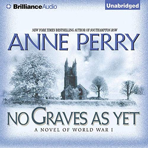 No Graves As Yet audiobook cover art