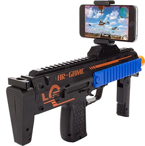The Accessory Outlet AR Juego acción Disparo Pistola–Realidad