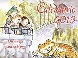Calendario de pared 2019. Un consejo para cada mes. (Calendarios y Agendas)