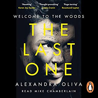 The Last One                   By:                                                                                                                                 Alexandra Oliva                               Narrated by:                                                                                                                                 Mike Chamberlain,                                                                                        Nicol Zanzarella                      Length: 12 hrs and 20 mins     12 ratings     Overall 4.1