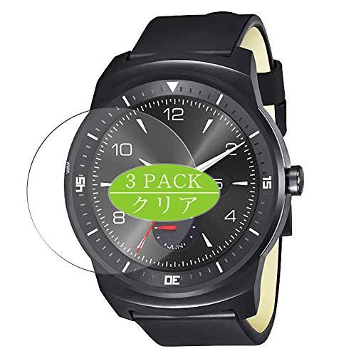 VacFun 3 Piezas HD Claro Protector de Pantalla para LG G Watch...