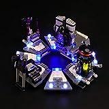 Kit di Illuminazione A LED per Lego Star Wars La Trasformazione di Darth Vader, Compatibile con Il Modello Lego 75183 Mattoncini da Costruzioni (Non Incluso nel Modello)