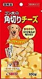 ゴン太 ゴン太の角切りチーズ 100g