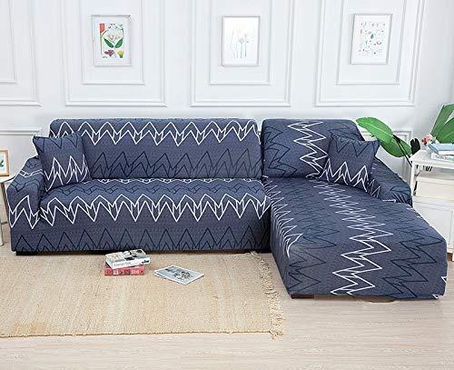 PPMP Fundas de sofá elásticas para Sala de Estar Sofá en