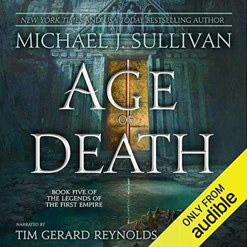 Age of Death audiobook cover art
