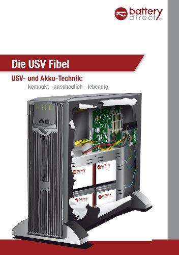 Die USV Fibel von battery-direct GmbH & Co. KG