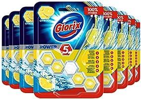 Glorix Power-5 Toiletblok Power Citroen - 9 stuks - Multipack