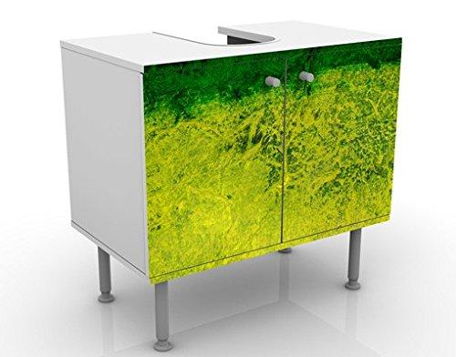 lavabo Dimensione: 55cm x 60cm mobile da bagno mobiletto da lavandino mobiletto da lavabo regolabile Mobile per lavabo design American Stonewall 60x55x35cm mobiletto lavandino bagno 60cm bagnetto basso